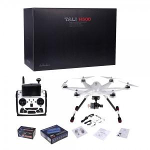 Walkera QR Tali H500 box contents