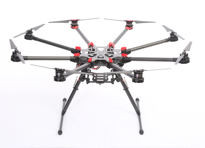 DJI S1000 Octocopter