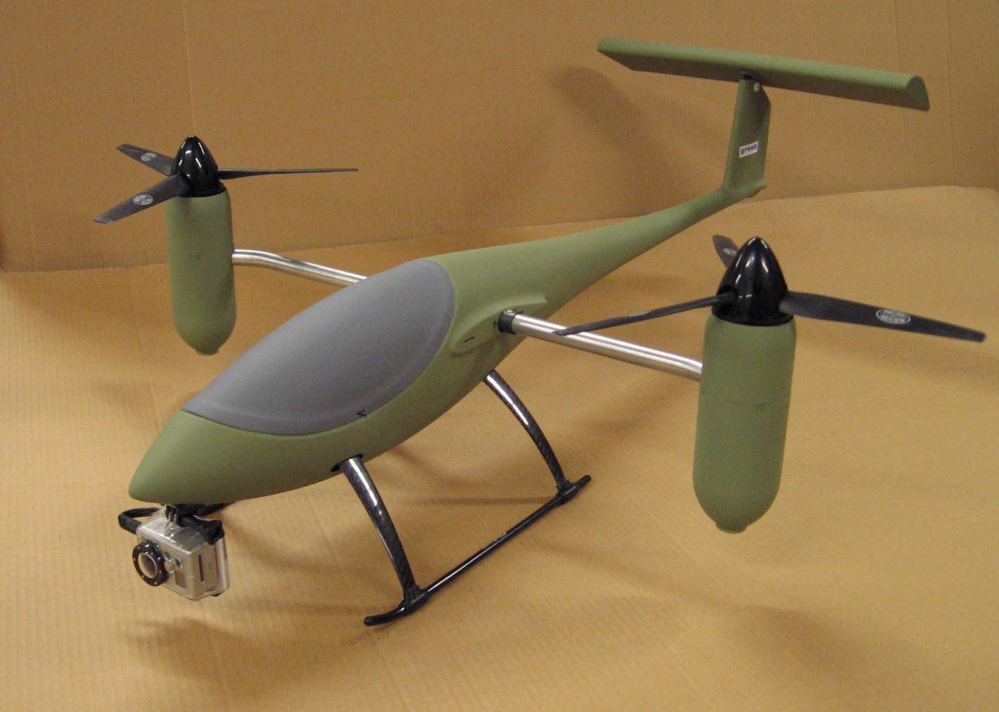 Nymbus650-bicopter