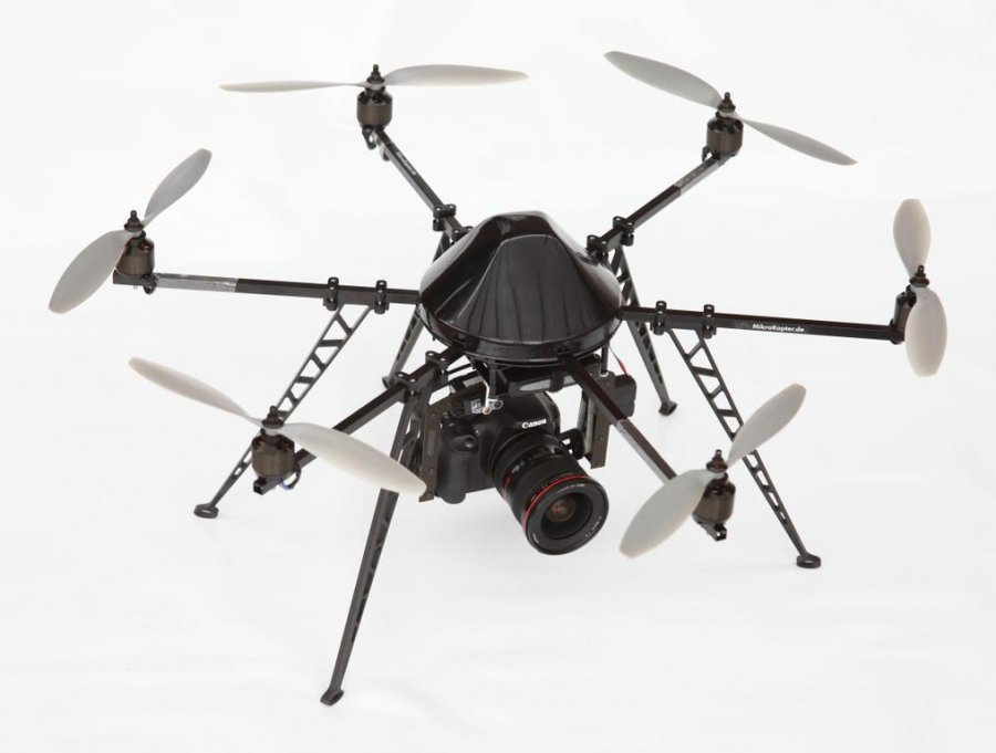 multicopter-hexacopter